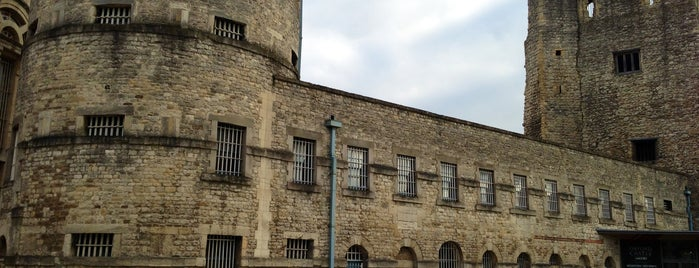 Oxford Castle Unlocked is one of Tempat yang Disukai Carl.