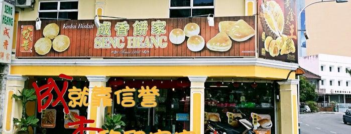 Seng Heang is one of Pin'in Kaydettiği Mekanlar.