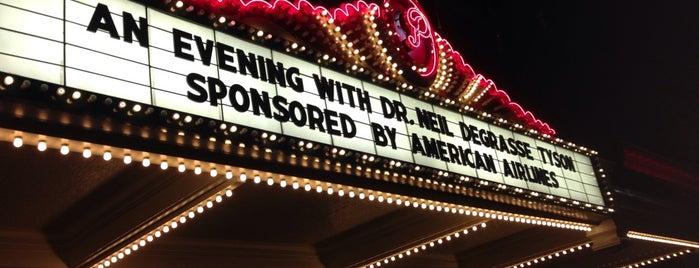 Paramount Theatre is one of SXSW 2014... [Austin, TX].