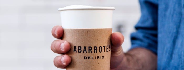 Abarrotes Delirio is one of Mexico City.