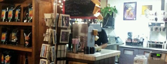 Hot Spots Espresso Inc is one of Santa Barbara.