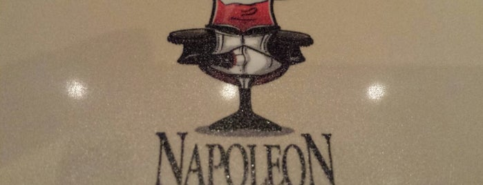 Napoleon Food & Wine Bar is one of Singapore.