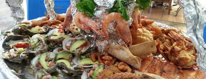 Pescados y Mariscos Don Chava is one of por conocer df.