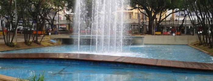 Praça Rui Barbosa is one of Ricardoさんの保存済みスポット.