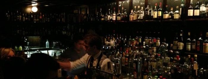 Dutch Kills is one of Drink Int's 50 Best Bars Worldwide.