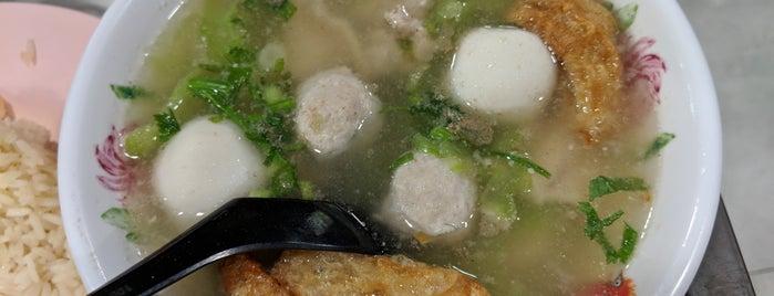Choh Dee Food Place is one of Ian'ın Kaydettiği Mekanlar.