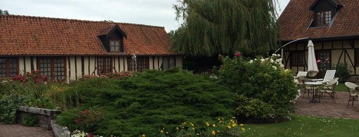Auberge Du Fiacre is one of Went Before 4.0.