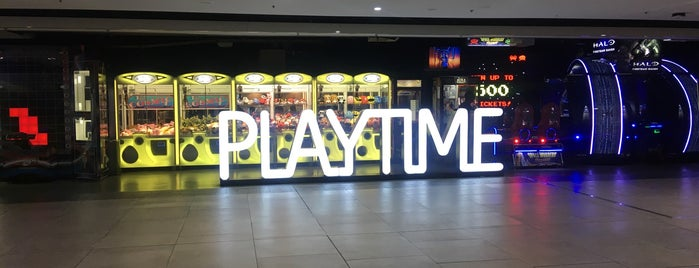Playtime is one of Arcade.