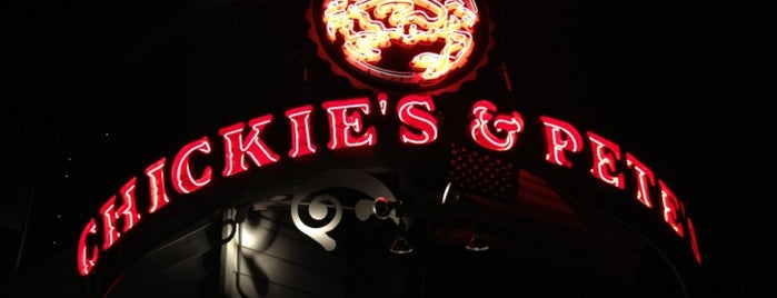Chickie's & Pete's is one of Philadelphia's Best Bars 2011.