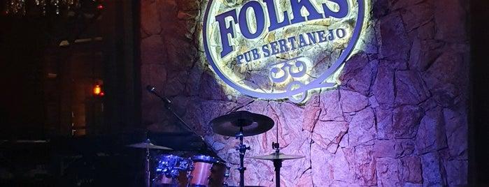 Folks Pub Sertanejo is one of O que quero fazer.
