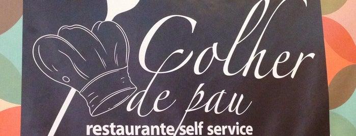 Colher de Pau is one of Locais salvos de Marcelo.