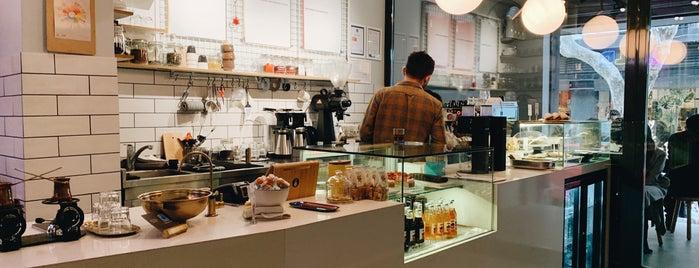 BORDERLINE Coffee is one of Lieux qui ont plu à Cagatay.