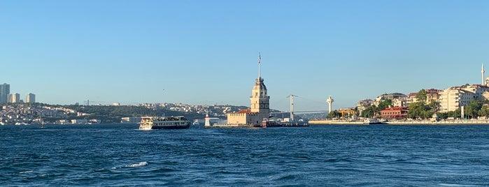 Beşiktaş - Kadıköy Motoru is one of k&k : понравившиеся места.