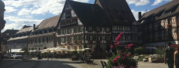 Gengenbach is one of Alsace.