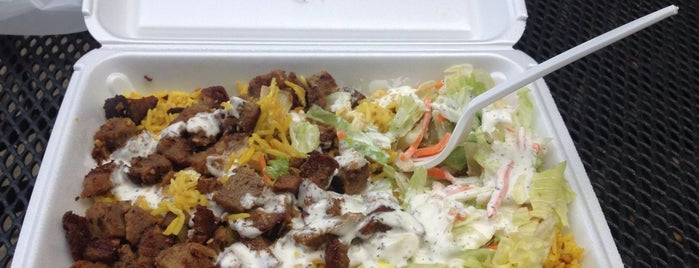Famous New York Gyro is one of Chris 님이 좋아한 장소.