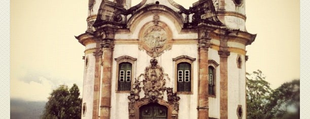 Igreja de São Francisco de Assis is one of Dadeさんのお気に入りスポット.