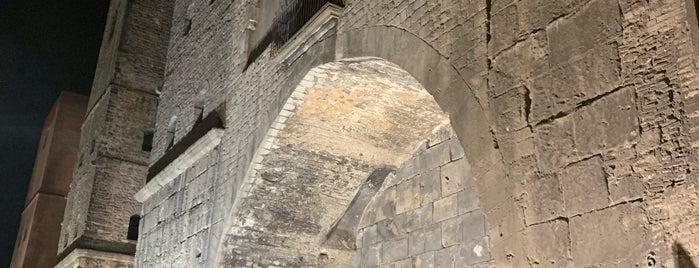 Muralla Romana i Torres de Defensa is one of Barcelona.