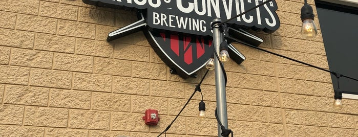 Kings & Convicts Brewing Co. is one of Breweries I've Visited.