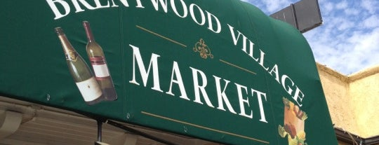Brentwood Village Market is one of Kouros'un Kaydettiği Mekanlar.