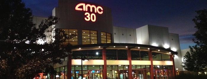AMC Forum 30 is one of Lieux qui ont plu à Ben.