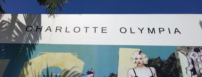 Charlotte Olympia is one of LA: EAT, SHOP, DAZE.
