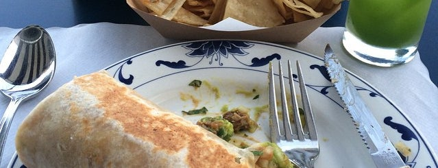Escuela Taqueria is one of Pay with Cover at These LA Restaurants.