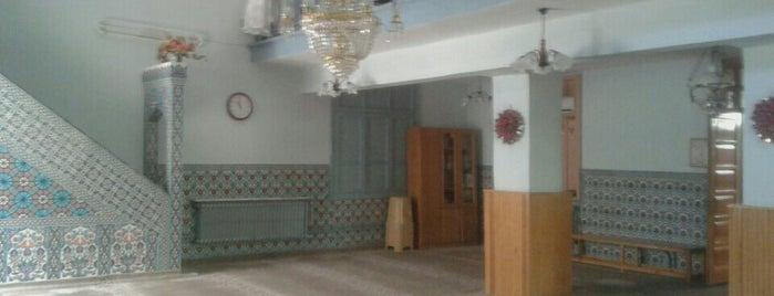 Tuncer Camii is one of Konya Meram Mescit ve Camileri.