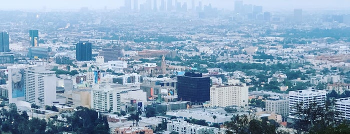 Runyon Canyon Park is one of Orte, die Ketil gefallen.