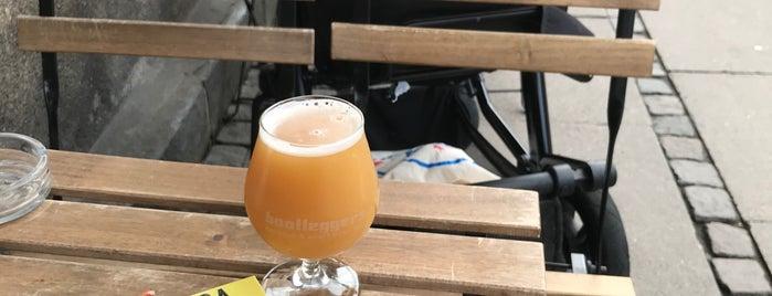 Bootleggers Craft Beer Bar Amager is one of copenhagen.