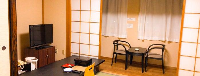 白子ニューシーサイドホテル is one of สถานที่ที่ Masahiro ถูกใจ.