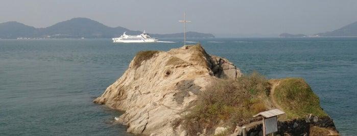 長崎の鼻 砲台跡 is one of 屋島 (Yashima).