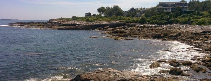 Peaks Island is one of Orte, die Philippe gefallen.