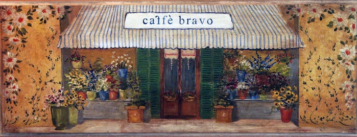 Caffe Bravo is one of Be Outside.