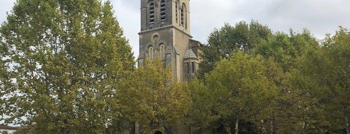 Nogaro is one of Les chemins de Compostelle.