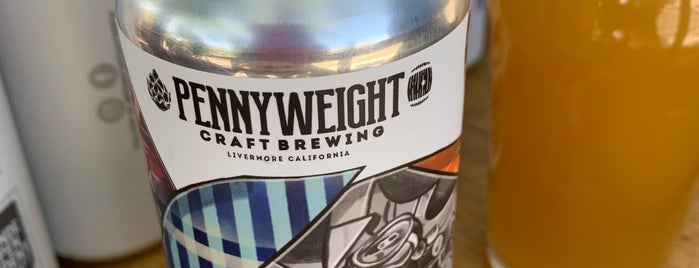 Pennyweight Craft Brewing is one of Yet to Visit.