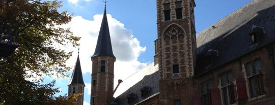 Abdij van Middelburg is one of Orte, die Thomas gefallen.