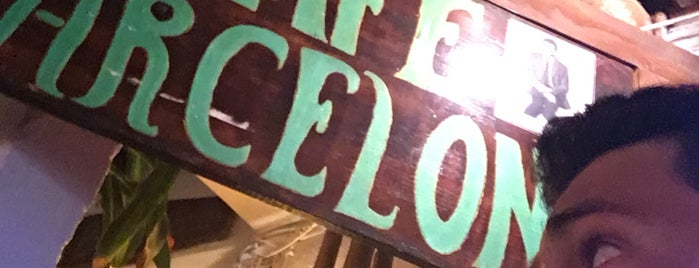 barcelona bar is one of Yelizさんの保存済みスポット.