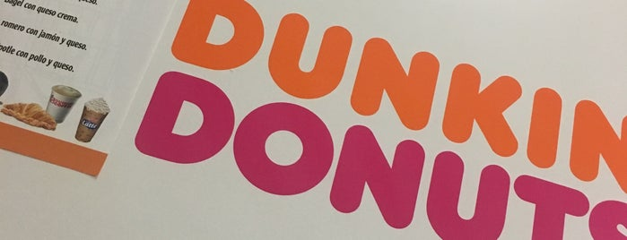 Dunkin' Donuts Polanco is one of Eduardo 님이 좋아한 장소.