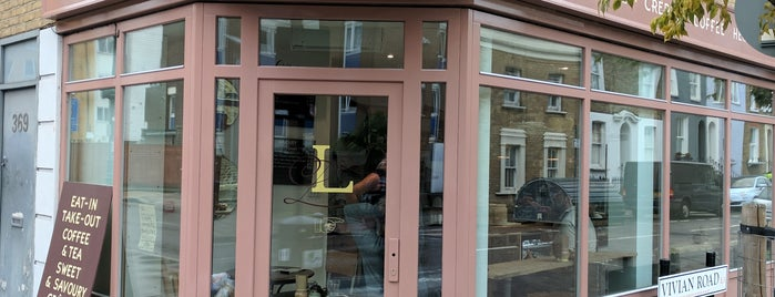 Loafing is one of 111 Coffee Shops in London.