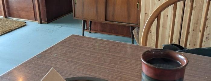 Tromsø Cafe is one of The Far East.