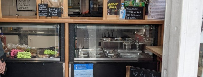 Roti Stop is one of London saved places.
