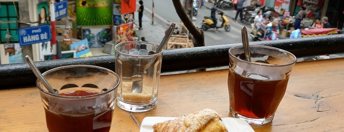 Gấu Coffee Roaster is one of Hanoi Faves.