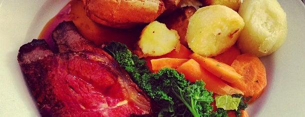 Roast is one of Eats: London.