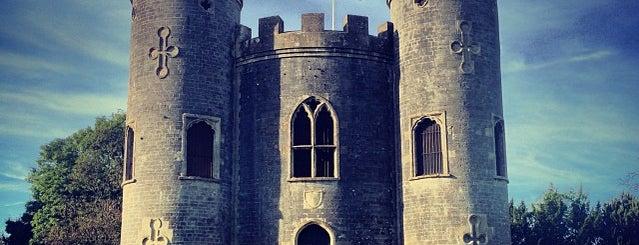 Blaise Castle Estate is one of Bristol Weekend.