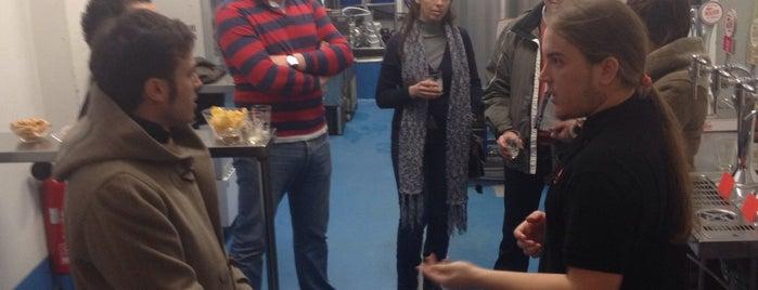 Cerveza Maier is one of CadizJerezPuerto.