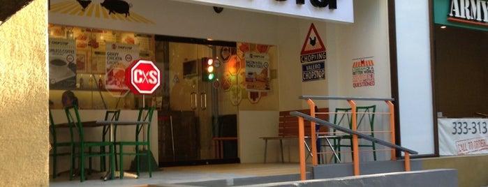 ChopStop is one of Food: Makati.