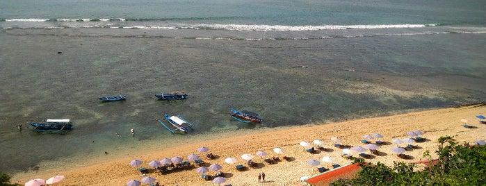 Thomas Beach is one of Bali.