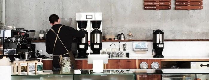 Paramo Coffee is one of SF Coffee.