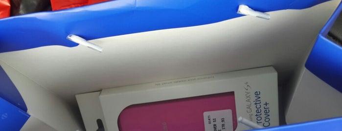Tienda Samsung is one of Carlos : понравившиеся места.