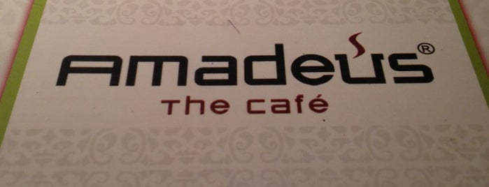 Amadeus is one of CAFE.